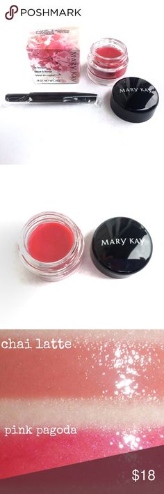 Mary Kay® Lip Lacquer - Pink Pagoda Mary Kay® Lip Lacquer With Mini Retractable Lip Brush  Intense, high-gloss formula glides on for a jelly finish that feels extremely moisturizing and smooth.  * Includes a retractable lip brush for easy application. * Updates your look instantly with the must-wear lip shades of the season. * Complements the season's Asian fusion beauty and fashion trend. * Part of the NEW limited-edition† Mary Kay® Zen in Bloom Collection. * Makes a great gift! * .14 oz…