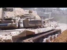 Сирия  Восточная Гута  Бои от 25.02.2018 против террористов