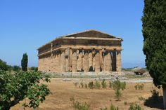 Ancient Greek city of Sibari, Calabria, Italy