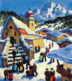 Herbert Gurschner. Innsbruck, Japanese Poster Design, Alpine Style, Ski Posters, Retro Poster, Mountain Designs, Winter Painting, Art Graphique, Vintage Travel Posters