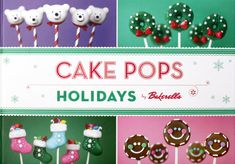 Tuesday Tip Bakerella's Holiday Pops book