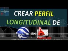 Crear Curvas de nivel de Google Earth en AutoCAD (Nuevo Método) - YouTube