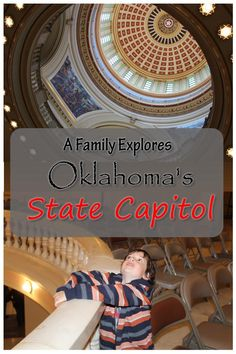 Oklahoma's definitely a capitol worth visiting!