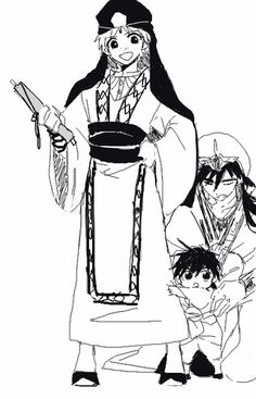 Sinbad and Jafar