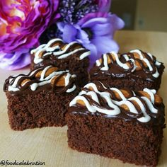 Rocky Road Protein Brownies by Food Celebration - Sweeter Life Club