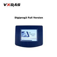 Digiprog iii Odometer Programmer V4.94 Full Set Digiprog iii Digiprog 3 Mileage Adjust Tool Multi-languages Digiprog3 Programmer #Affiliate