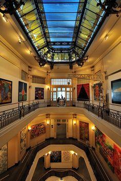 Centro Cultural Banco Do Brasil São Paulo, Brasil. Um lugar de cultura e beleza!