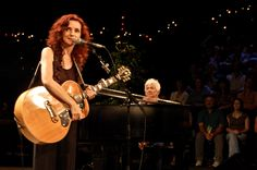 Patty Griffin will make you want to change the world. Her music is like nothing else you'll ever hear.