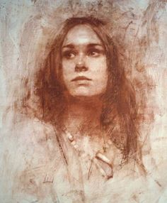 Richard Schmid. I have a print of this in my bedroom.  Never forget the first time I saw the original in his home.