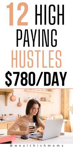 Make Money Today, Ways To Earn Money, Earn Money From Home, Make Money Fast, Earning Money, Money Tips, Legit Work From Home, Work From Home Jobs, Extra Money Jobs