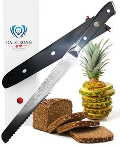 DALSTRONG Bread Knife - Shogun Series - VG10 - 10.25' (260mm) -- You can get more details by clicking on the image. (This is an affiliate link) #SimpleHomeDecor