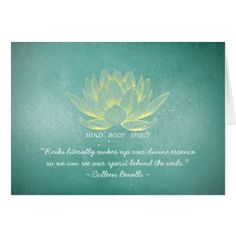 Reiki Master and Yoga Mediation Instructor Quotes Card - quote pun meme quotes diy custom