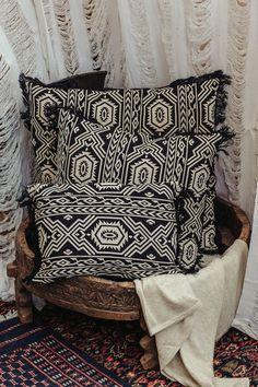 Aztec Print Pillows Southwestern Pillow Cover Navajo