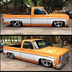 Hot Wheels - Couple of shots of sweet Chevrolet one of our favourite square body' Bagged Trucks, Lowered Trucks, C10 Trucks, Mini Trucks, Pickup Trucks, Lifted Trucks, 87 Chevy Truck, Chevy C10, Chevy Pickups