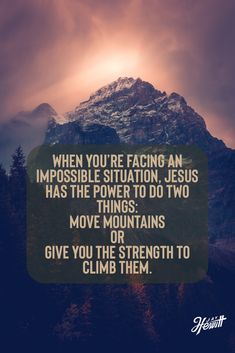 I've noticed that there is always a great mountain standing between a person and their purpose in life. Encouragement Quotes, Faith Quotes, Best Positive Quotes, Inspirational Quotes, Powerful Christian Quotes, Judgement Quotes, Situation Quotes, Fully Alive, Bubble Quotes