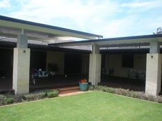 Insulated elevated suspension patio cover roofing with air flow from Patio covers, Gold Coast QLD, Australia Pergola With Roof, Outdoor Pergola, Patio Roof, Back Patio, Diy Pergola, Pergola Kits, Pergola Ideas, Outdoor Decor, Roof Ideas