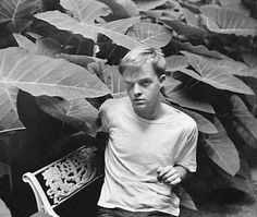 """In a way I used up some of my loneliness by writing.""  —Truman Capote, from a review of The Words of Truman Capote, in the Times Literary Supplement, July 27, 1973."