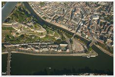 namur, la citadelle, belgium