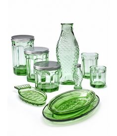 "Drinkglas Large ""Paola Navone"" www.deco-fleurdelies.be"
