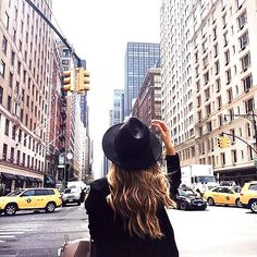 Image de girl, city, and new york