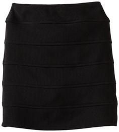 2 Hip by Wrapper Girls 7-16 Bandage Skirt $17.00