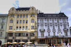 https://flic.kr/p/6efyq4 | Center of Bratislava, Eslovaquia | Si tenéis tiempo investigar sobre la reconstrucción del centro de Bratislava, impresionante!