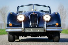 Jaguar XK 140 DHC, 1956 - Welcome to ClassiCarGarage