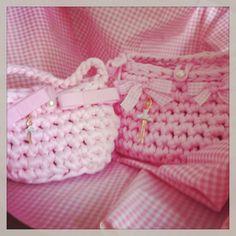 """""""Le petit Etoile"""", Piccole borsette per piccole principesse"""