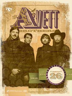 The Avett Brothers - February 26, 2015