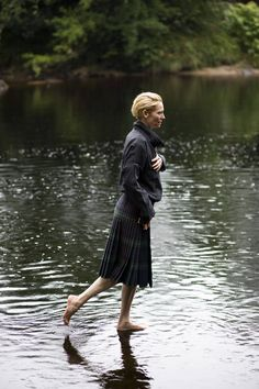 Yeah, she walks on water in my book.