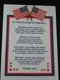 Resource image for free printable military greeting cards