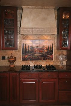 10 best tuscan backsplash designs images kitchen backsplash tile rh pinterest com