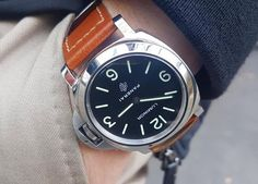 """This week we're all about @panerai, and not just the watches. We are asking Panerai wearers to complete this sentence, """"My Panerai is…"""" Your response can be as short or as long as you like. Tag your post with #mypanerai to join the chorus. Ov"""