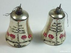 Vintage Glass Christmas Ornament Antique German 1910 1930´S No 9 | eBay