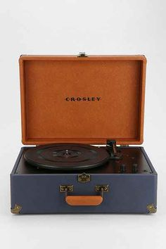 UO X Crosley AV Room Portable USB Vinyl Record Player - Urban Outfitters