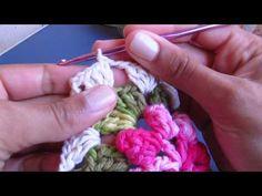 Vídeo Aula: Como Fazer Porta Papel Higiênico de Crochê Parte 1 - YouTube