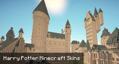 Harry Potter Minecraft Skins