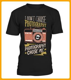 Photography chose me - Fotografen shirts (*Partner-Link)