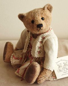 Amy by By Jane Humme | Bear Pile...no pattern