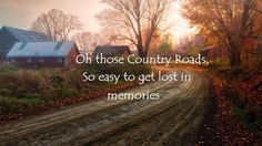 Country Roads---cows,horses, barns,good clean fresh country air.