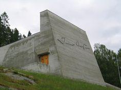 Ivar Aasen Centre Sverre Fehn - Pesquisa Google