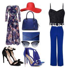 """In blue"" by dewi-vandenberg on Polyvore featuring STELLA McCARTNEY, Rebecca Minkoff, Gucci, Lipsy and Essentiel"