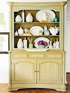Love it or Leave it: Painted furniture  image via Better Homes and Gardens repin it: http://ow.ly/sQo4X