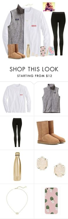 QOTD| Do you like photography? by raquate1232 ❤ liked on Polyvore featuring Vineyard Vines, Patagonia, Topshop, UGG Australia, Swell, Kendra Scott and TIKI