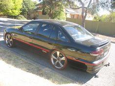 Holden VS SS Commodore