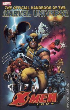 Official Handbook Marvel Universe X-Men (2004) 2004