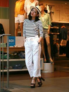 Gapストア渋谷店 | Gap Japanさんのパンツ「GAP パンツ」を使ったコーディネート