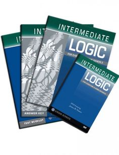 Logos Press Online School Leaders in Classical and Christian Education materials and curriculum Ninth Grade, Homeschool High School, Booklet, Logos, Check, Reading, Logo, Seventh Grade