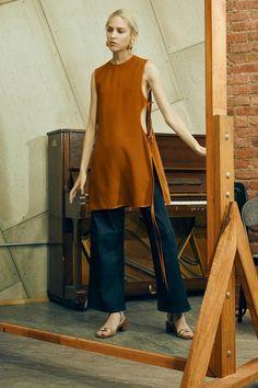 Rosetta Getty Spring 2016 Ready-to-Wear Collection Photos - Vogue Daily Fashion, Fashion News, Spring Fashion, Fashion Show, Fashion Guide, Fashion 2016, Fashion Styles, Street Fashion, Runway Fashion