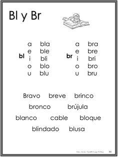 Libro magico para fotocopiar Bilingual Classroom, Bilingual Education, Speech Language Pathology, Speech And Language, Teaching Spanish, Spanish Class, Dual Language, Language Arts, Phonological Awareness